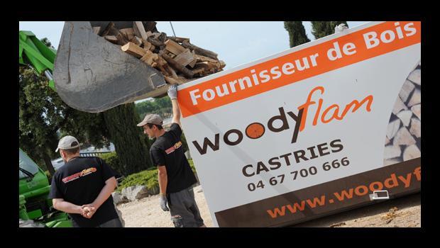 Bois de chauffage castries achat vente de b ches de bois - Buche compressee avis ...