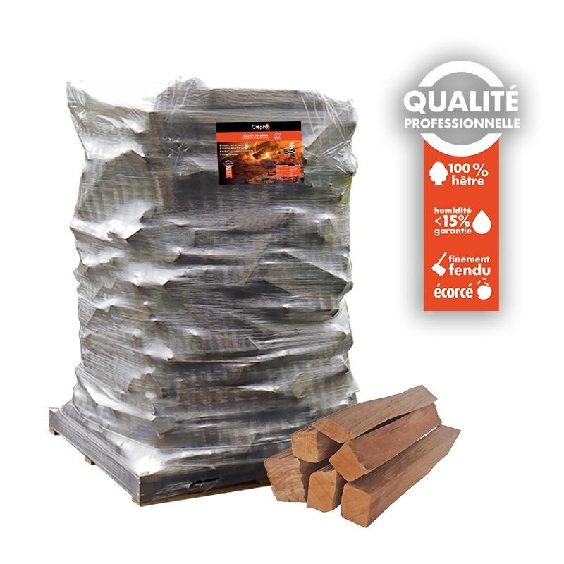 Ballot bûches Premium spéciales cuisson feu de bois