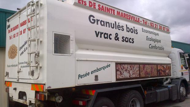 DE SAINTE MARESVILLE