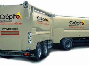 1-Camion souffleur beige