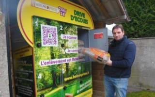 Distributeur drive à Écouis : ravitaillez-vous rapidement et facilement !