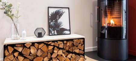 Bien stocker votre bois de chauffage pour mieux chauffer