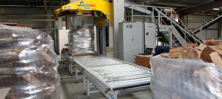 Des unités de production de bois situées à proximité des lieux de consommation
