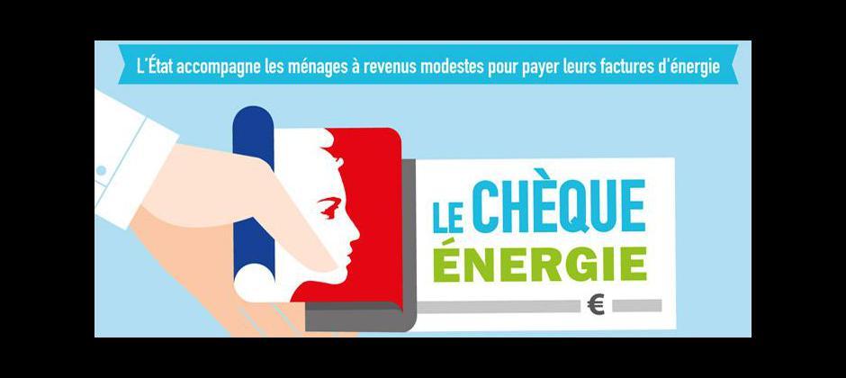 Le Chèque Énergie : revalorisation en 2019 !