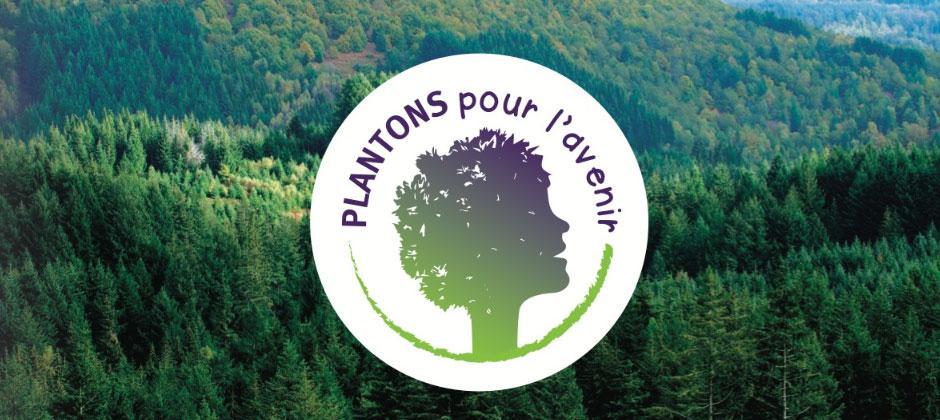 Crépito® soutient l'association « Plantons pour l'avenir »